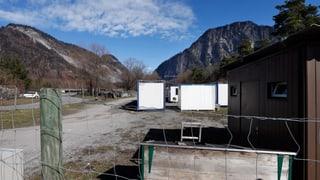 Umstrittenes Zentrum für renitente Asylsuchende