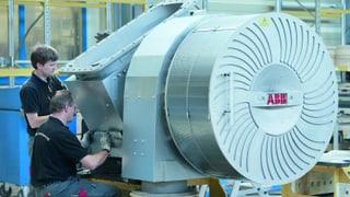 ABB Schweiz schliesst Werk wegen Krise im Marinebereich