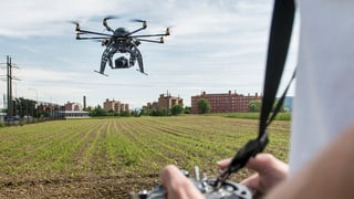 Keine Drogenlieferung via Drohne im Gefängnis Lenzburg