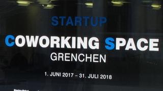 Grenchen will dank Coworking Space zum Hotspot für Startups werden