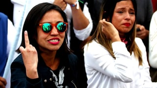 «Der Friede in Kolumbien soll bleiben» – aber wie?