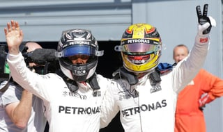Victoria dubla per Mercedes a Monza
