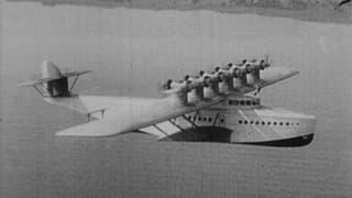 Video «Flugzeugbauer Dornier, Turbine XXL, Luft-Mobilität» abspielen