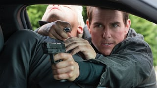 Dank Tom Cruise kratzt «Jack Reacher 2» die Kurve