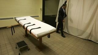 Hinrichtung: Häftling ringt 25 Minuten mit dem Tod