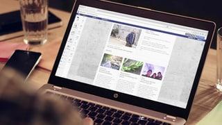 Wie eine KMU zur Homepage kommt