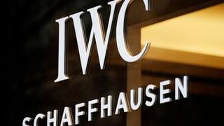 Kein Stellenabbau bei IWC