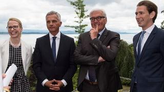 Didier Burkhalter will Nachbarländer in EU-Politik einbeziehen
