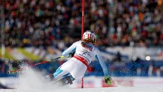 Shiffrin entzückt Heimfans erneut – so lief der Slalom der Frauen