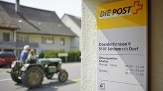 Im Gegensatz zu Solothurn verhindern im Aargau Bürgerliche den Widerstand