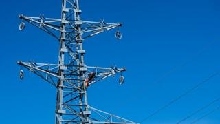 Swissgrid-Netz erreicht Belastungsgrenze