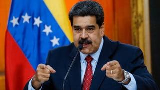 Maduro avertescha da guerra civila
