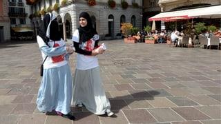 Parlament steht nach Burka-Verbot vor einer Knacknuss