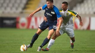 FCZ parta cun victoria en l'Europa League