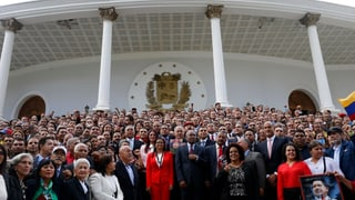 Parlament in Venezuela entmachtet