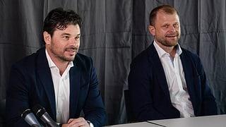 Sforza und Hasler übernehmen beim FC Wil