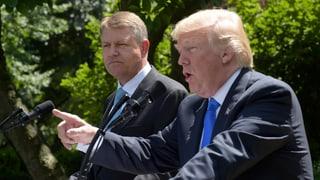 Donald Trump bereit für Aussage unter Eid