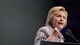 Hillary Clinton offiziell als Kandidatin nominiert