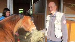 Oehninger auf dem Ponyhof