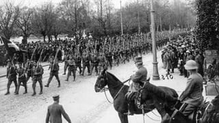 Commemoraziun 100 onns chauma generala svizra dal 1918