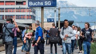 Nur eine Handvoll Flüchtlinge kommt in die Schweiz