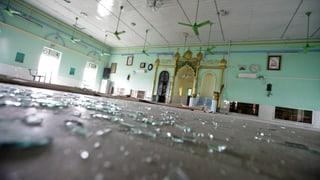 Hass auf Muslime in Burma artet aus