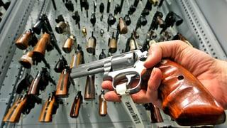 Jede Stunde 58 Tote durch Waffengewalt