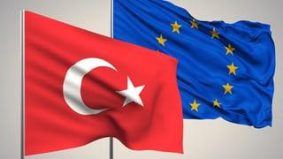 Das Handelsgeflecht zwischen der Türkei und der EU