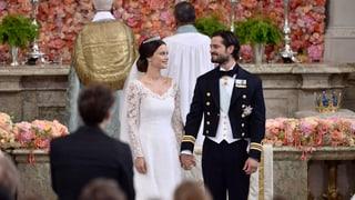 PrinzCarl Philip und Sofia Hellqvist: Sie haben «Ja» gesagt