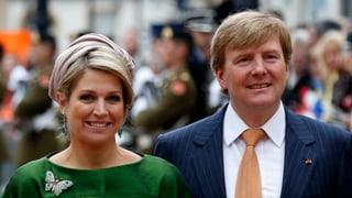 Willem-Alexander und Máxima auf niederländischer Provinzen-Tour