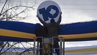 Die jungen Europäer von Kosovo
