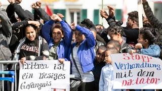 Eritreans: Lavur cumina n'è nagina raschun per asil