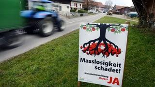 Kantone fordern ihre eigenen Kontingente