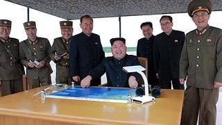 Südkorea erwartet weitere Raketentests des Nordens