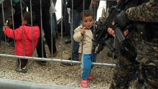Balkanstaaten akzeptieren nur noch Flüchtlinge aus Kriegsgebieten