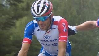 Unter Tränen: Pinot muss Tour de France aufgeben