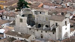 Freispruch für Geologen von L'Aquila