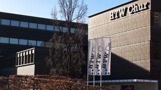 HTW Chur: Standorte ungenügend