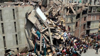 Bangladeschs Textilfabriken können nun kontrolliert werden