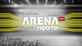 Arena/Reporter Live im Studio bei «Arena/Reporter»