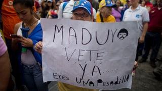 «Venezuela è ina bumba»