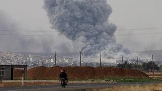 IS beordert offenbar mehr Kämpfer nach Kobane