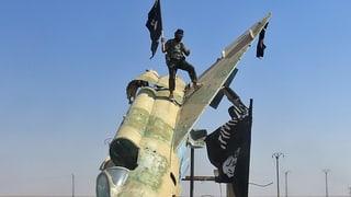3000 Europäer kämpfen für den IS