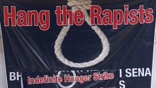 Vergewaltiger-Prozess in Indien: Chaos bei Anhörung