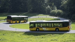 Postauto droht Verlust mehrerer Busstrecken