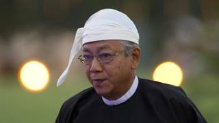 Burmas Präsident begnadigt Gefangene