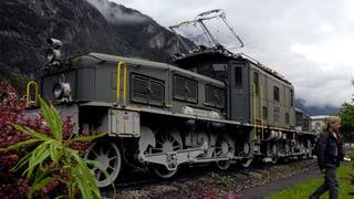 Die Gotthard-Bahnlinie soll zum Publikumserlebnis werden