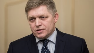 Slowakischer Ministerpräsident Fico tritt zurück