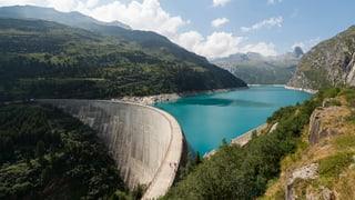 Senkung der Wasserzinsen gescheitert