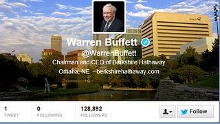 «Warren is in the house»